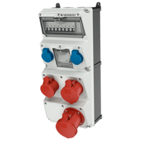 Wall mounted combination unit_116